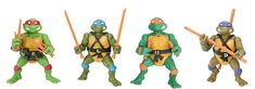 Teenage Mutant Ninja Turtles...Turtle Power!! hahaha, I played with Derrick's TMNT alll the time!