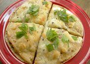 玄米チャパティピザ玄米と旬の野菜・チャイの店 MOMONGA(ももんが)