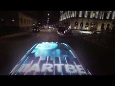 MINI Launches World's First Hi-Res, Interactive LED Car #MINIartbeat - http://www.creativeguerrillamarketing.com/projection-mapping/mini-launches-worlds-first-hi-res-interactive-led-car-miniartbeat/