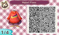giraffectionate: Mabel Pines Shooting Star... - Animal Crossing New Leaf