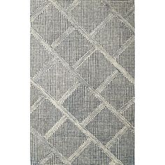 Toryn Navy (Blue)/White Area Rug by Greyson Living (7'6 x 11'2) (Toryn Navy/White 8x10), Size 8' x 10' (Cotton, Geometric)
