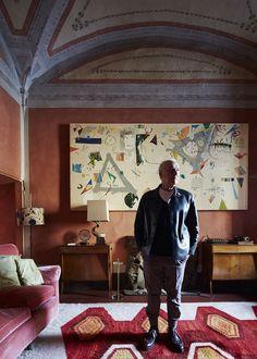 Simon Watson / Portfolio / Recent / Roberto Bachiocci T Magazine