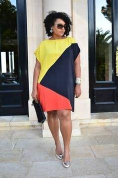 Stylish Plus-Size Fashion Ideas – Designer Fashion Tips Vestidos Plus Size, Plus Size Dresses, Plus Size Outfits, Ankara Dress, African Dress, Curvy Fashion, Plus Size Fashion, Latest African Fashion Dresses, Short Gowns