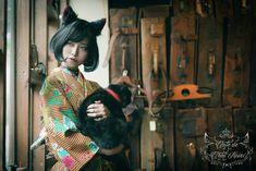 ( *`ω´) If you don't like what you see❤, please be kind and just move along. Kimono Japan, Japanese Kimono, Japanese Fashion, Character Poses, Aesthetic People, Japan Girl, Girl Poses, Traditional Outfits, Pretty People