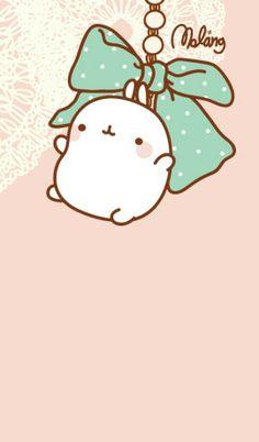 韩国可爱土豆兔 iphone壁纸 大爱