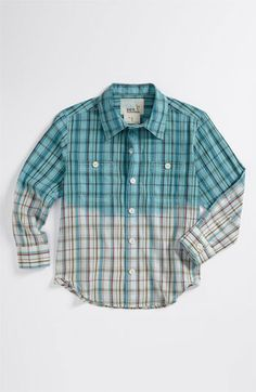 Peek Dip Dye Shirt (Toddler, Little Boys & Big Boys) available at Nordstrom
