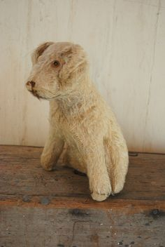 Antique Toy Dog