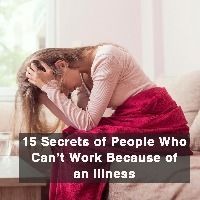 Check out 15 Secrets of People Who Can't Work Because of an Illness on TheMighty.com