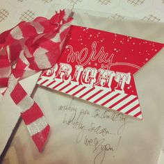 Freebie printable tags for your gifts! HS_merry2