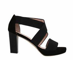 Boutique La Femme - sandalo tacco medio Stuart Weitzman