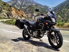 2012 Suzuki V-Strom 650 ABS Adventure Review