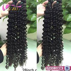 28 Inch Curly Hair Bundles,Brazilian Human Hair,Original Brazilian Hair In Guangzhou