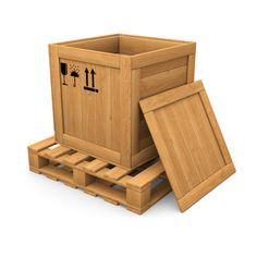 Caisses bois pour expédition - Salsis Emballage