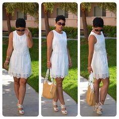 OOTD: My Favorite Trend of Summer 2013 Lace & Romance + ANNOUNCEMENT!!