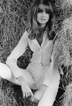 Jean Shrimpton love this outfit