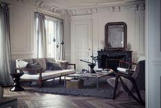 Baron Haussmann это проект французского дизайнера и художника Бертрана Бенуа (Bertrand Benoit). На изображениях ниже — высококачественные рендеры парижского интерьера с лепными потолками и …