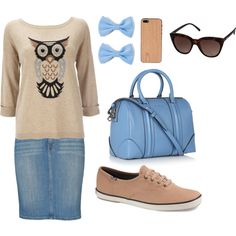 Town by lexi-delisle on Polyvore featuring Wallis, Current/Elliott, Keds, Givenchy, Forever 21, Lazerwood and Le Specs