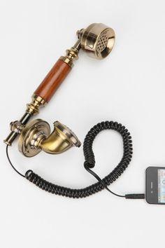Retro Phone Receiver