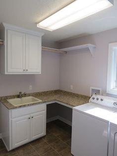 New Construction_12 - traditional - laundry room - omaha - KRT Construction