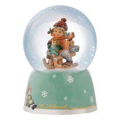 m.i hummel goebel snow globes - Google zoeken