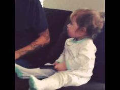 Copeland Quinn jamming out to Falling in Reverse. This is probably one of the cutest things I've ever seen.