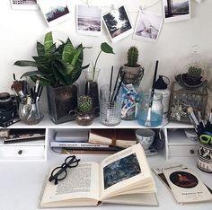 Aesthetic Aesthetics Art Bedroom Cactus Converse