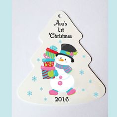 Personalised Christmas tree decorations, personalised christmas tree decoration, Unique Christmas gift, Special Christmas keepsake by cjcprint on Etsy Personalised Christmas Tree Decorations, Unique Christmas Gifts, Christmas 2016, Sell On Etsy, My Etsy Shop, Etsy Handmade, Handmade Gifts, Kids Decor, Etsy Jewelry