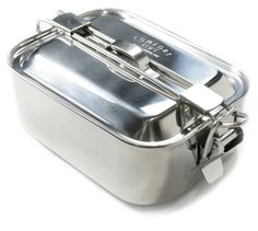 Ideal for camping, hiking, backpacking, picnicking and other outdoor activities these camping pots are very durable and will last you a lifetime of usage. Made with 18-8 stainless steel the rectangula