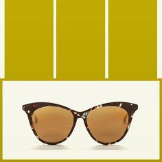 Sunglasses AM Eyewear MIM.1 - COBBLESTONE (LARGE). Handcrafted acetate and…