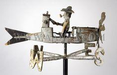 Whirligigs, Folk Art, Whimsies