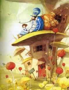 Алиса в Стране чудес (Kim Min Ji)