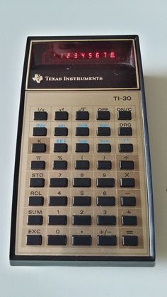 Vintage Texas Instruments Scientific Stat Calculator Batteries for sale online Blood Simple, 1980s Childhood, Fiction Writing, Old Toys, Calculator, Men Fashion, Old School, Computers, Retro Vintage