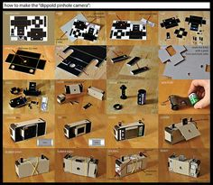 dippold pinhole camera tutorial by Dippold, via Flickr
