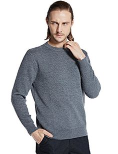 Shephe Men's 4 Ply Mock Turtleneck Cashmere Sweater - http://www ...