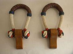 ... Nautical Wood,Leather,Rope Net Making, Sailboat Living, Footlocker, Rope Crafts, Paracord, Sailor, Macrame, Knots, Nautical