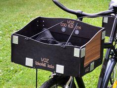 Volle Fahrrad Gepäck Stamm, Fahrradtasche, Fahrradträger, hölzerne Motorrad…