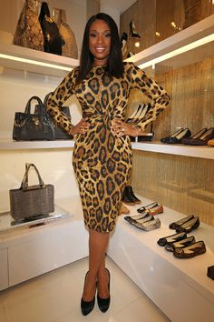 How to Dress Sexy (Not Slutty) for Your Body Shape Animal Print Dresses ed11c450f