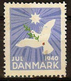 1940 Christmas stamp. * * * * * * * * * * * * * * * * * * * * * * * * * * * * * * * * * * * * * * * * * * * * * * * * * * * * * * * * * * * * * * * * * * * * * * * * * * * * * * * * * * * * * * * * * * * *