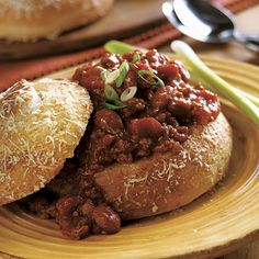 Chili+Bread+Bowls+-+The+Pampered+Chef®