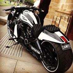 Vrod Harley, Harley Bikes, Harley Davidson Bikes, Vrod Custom, Custom Harleys, Bagger Motorcycle, Moto Bike, Honda Motorcycles, Custom Motorcycles