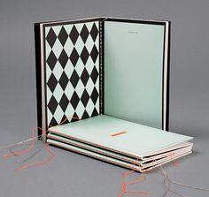 Imprimerie Du Marais Paris – Notebook Design by DEUTSCHE & JAPANER