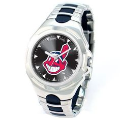 Cleveland Indians MLB Mens Victory Series Watch