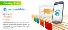 """AT&T y los """"datos patrocinados"""", ¿dónde queda la neutralidad de la red?  http://www.genbeta.com/p/110078"""