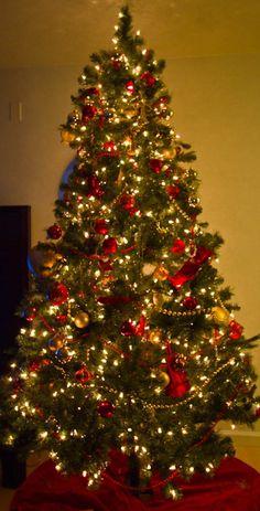 Classy Christmas tree