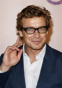 I love Simon Baker, his role on The Mentalist was phenomenal. It is one of my favorite shows.