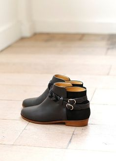 Collection Automne Hiver bottines