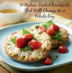 10 protein packed breakfasts
