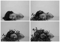 duane michals, dream of flowers Sequence Photography, Body Photography, Conceptual Photography, Photography Projects, Artistic Photography, Fine Art Photography, Portrait Photography, Narcisse Et Echo, Foto Banner