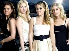 The cast of the Hills