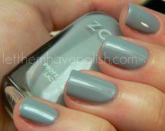 Zoya polish Love - all Zoya polishes contain no formeldahyde